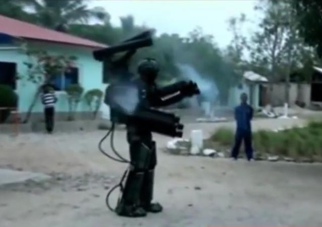 African Exoskeleton