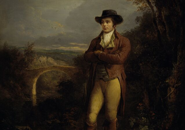 Alexander Nasmyth - Robert Burns, 1759 - 1796