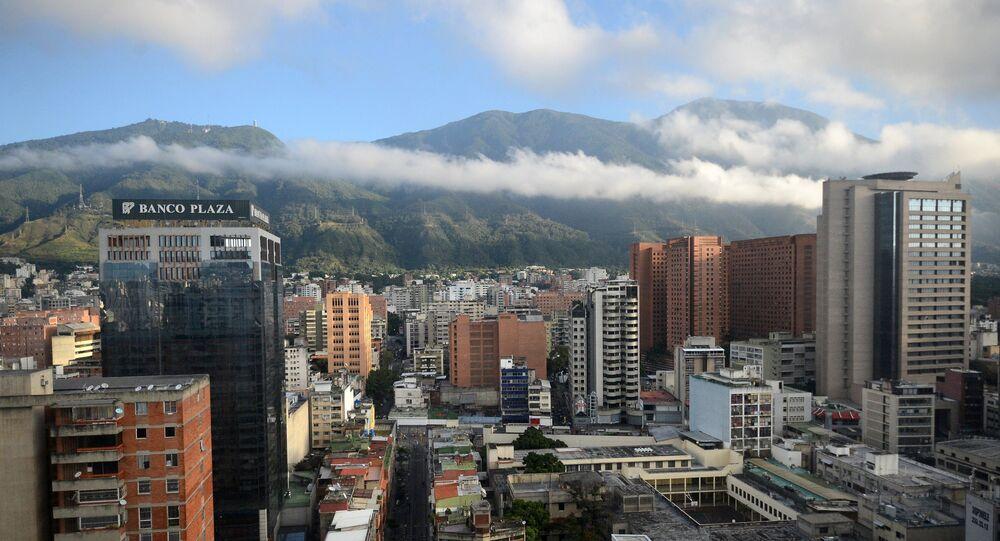 Caracas, Venezuelan capital