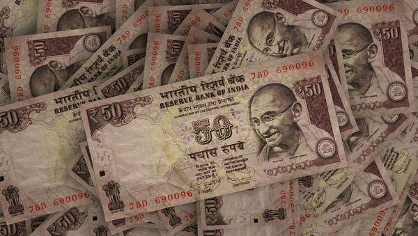 Indian money - Sputnik International