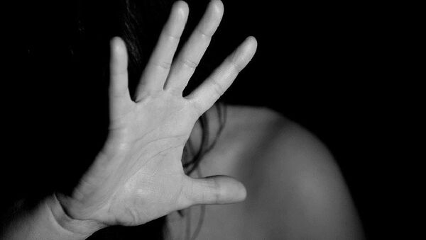 Violence against woman - Sputnik International