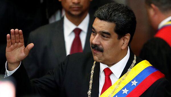 Venezuela's President Nicolas Maduro - Sputnik International
