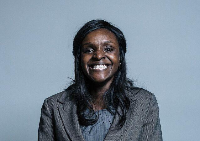 Official portrait of Fiona Onasanya