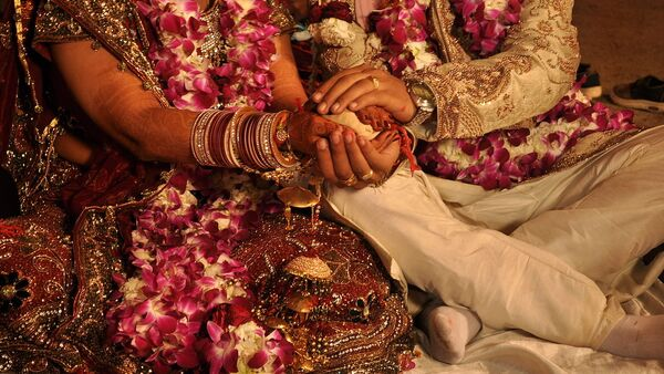 Indian wedding Delhi - Sputnik International