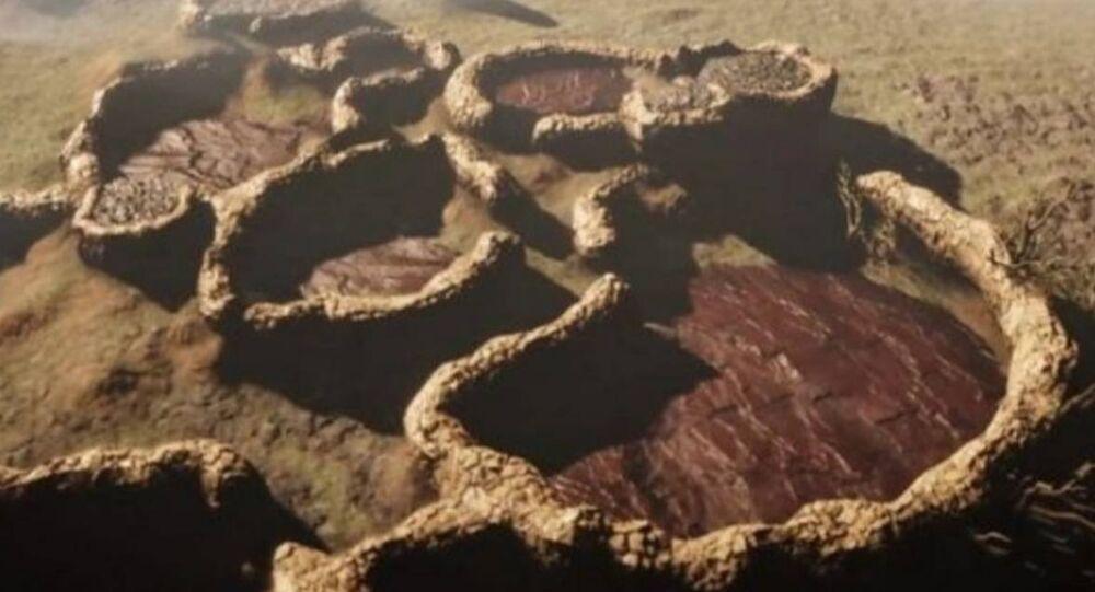 Lost Ancient Tswana City called Kweneng near Johannesburg