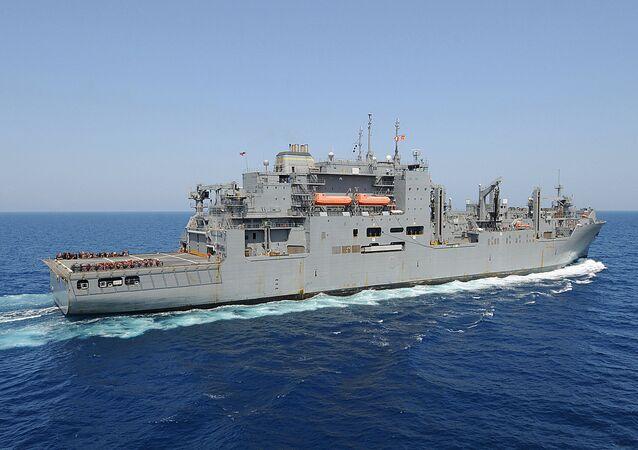 USNS Robert E. Peary (T-AKE 5)