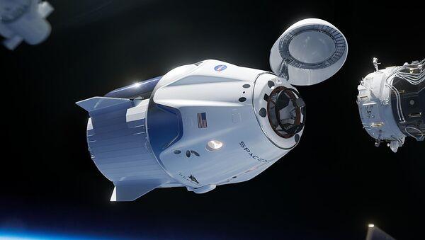 SpaceX Crew Dragon  - Sputnik International