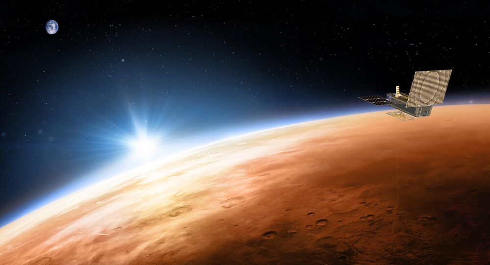 Mars Has a Magnetic Field and Now We Know More About It