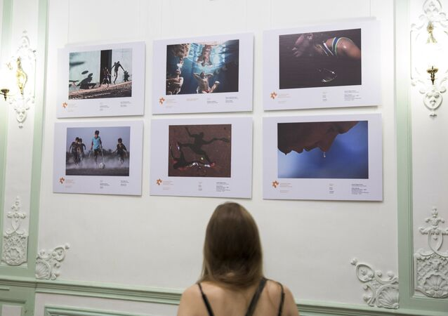 An exhibition by the Andrei Stenin International Press Photo Contest in Buenos Aires