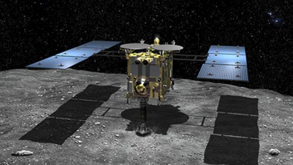 Japan's Hayabusa-2 probe - Sputnik International
