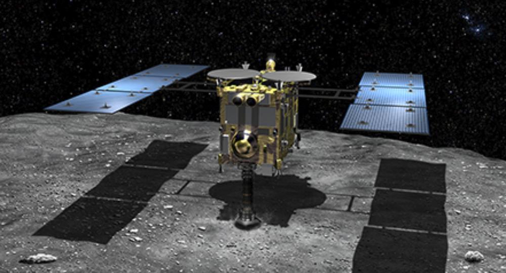 Japan's Hayabusa-2 probe