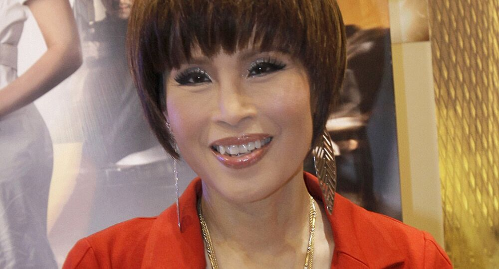 Princess Ubolratana, who says she will be a candidate for Prime Minister in next month's elections in Thailand