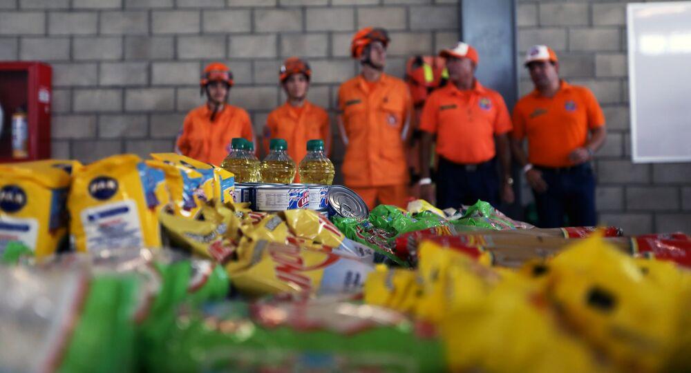 Humanitarian aid for Venezuela