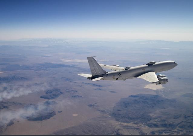 Navy Boeing E-6B Mercury