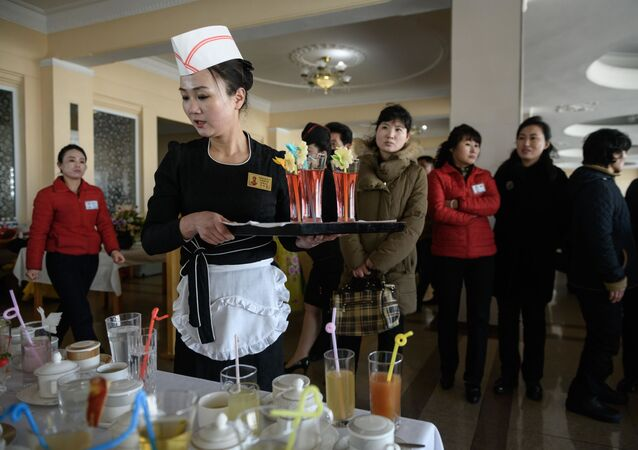 Iron Chef a la Pyongyang: North Korea Holds Cooking Contest