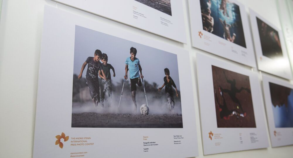 2018 Andrei Stenin International Press Photo Contest