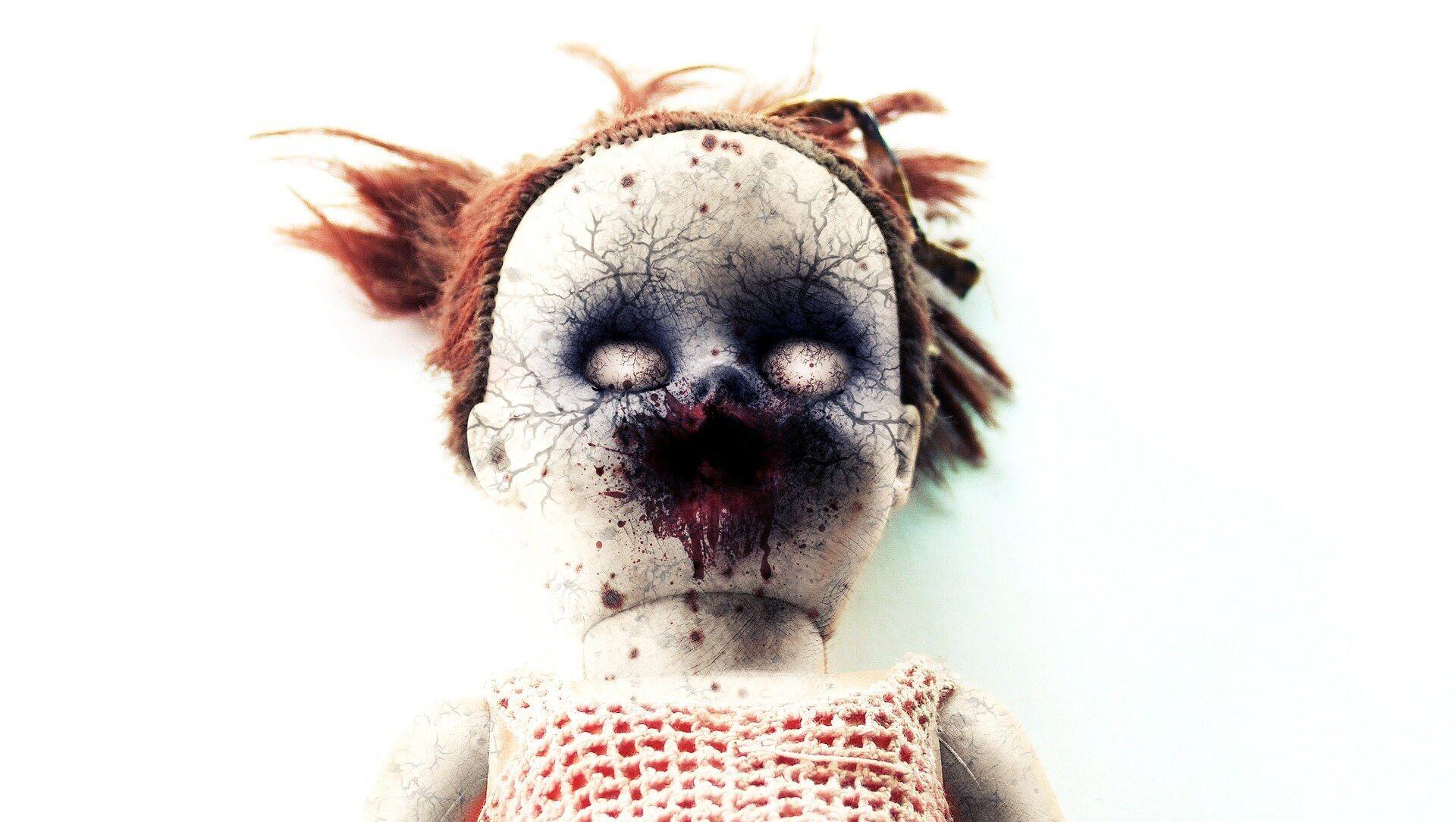 Zombie doll - Sputnik International, 1920, 26.07.2021