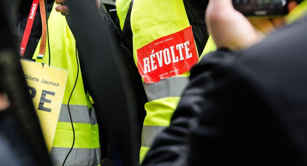 Yellow Vests (File photo)