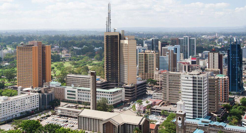 Kenya's capital Nairobi
