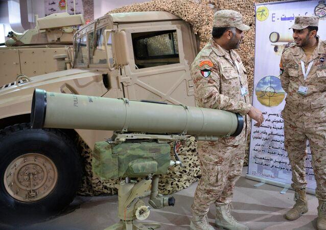 Gulf Defence & Aerospace-2017 exhibition in Kuwait City