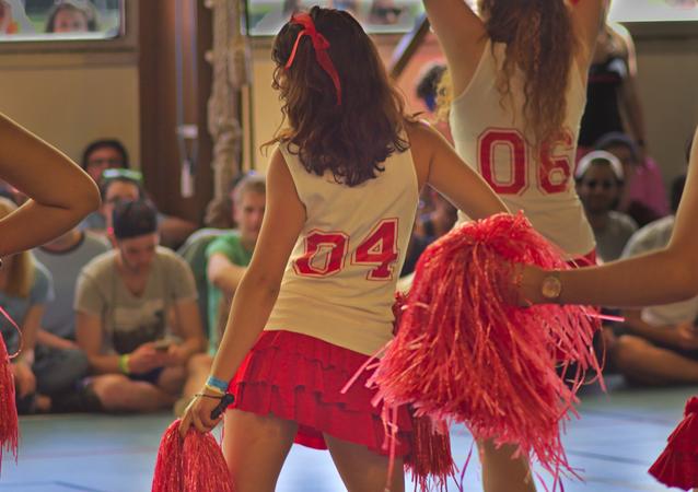 Red Cheerleader