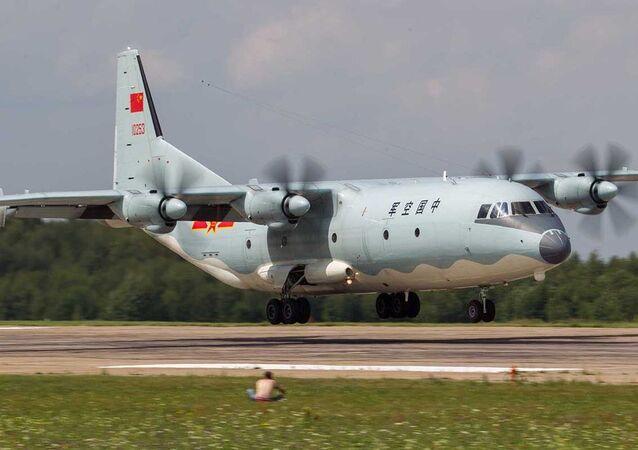 Shaanxi Y-9