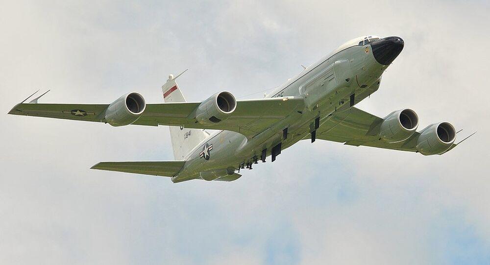 USAF RC135W Rivet Joint