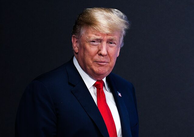 US President Donald Trump before the start of the G20 summit in Buenos Aires (File photo).
