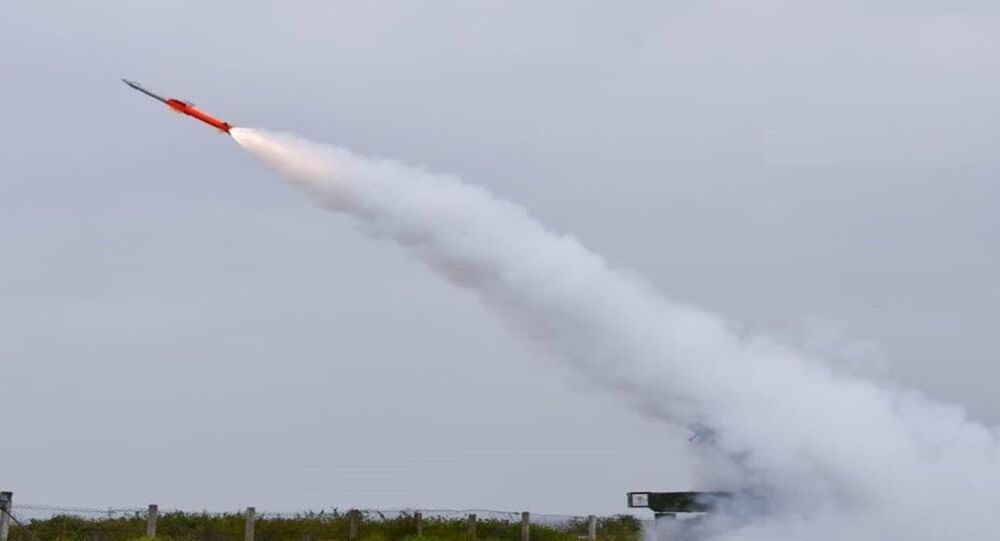 Quick Reaction Surface to Air Missile DRDO Test Video   26-02-2019   QRSAM