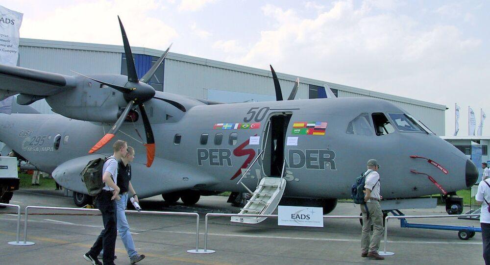 C-295 plane