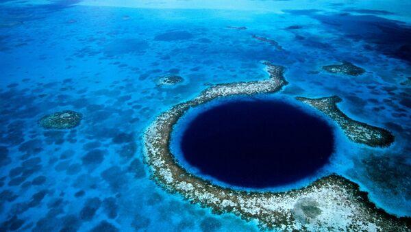 The Great Blue Hole - Sputnik International