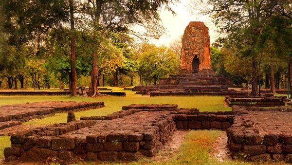 Prang Si Thep, Si Thep Historical Park, Phetchabun, Thailand, 2013 - Sputnik International