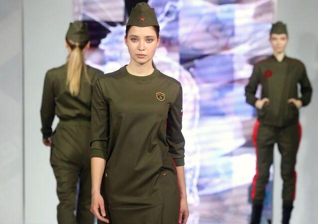 Army as Lifestyle: Russian Army Uniform Fahion Awards