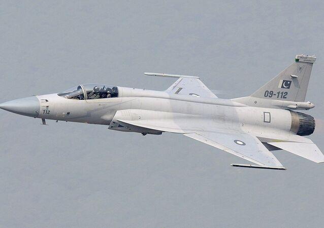Pakistan Air Force Chengdu JF-17