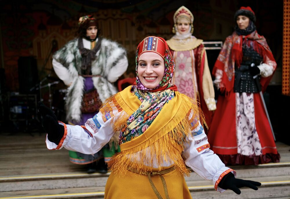 Maslenitsa Celebrations in Moscow: Slavic Tradition With a Flavour