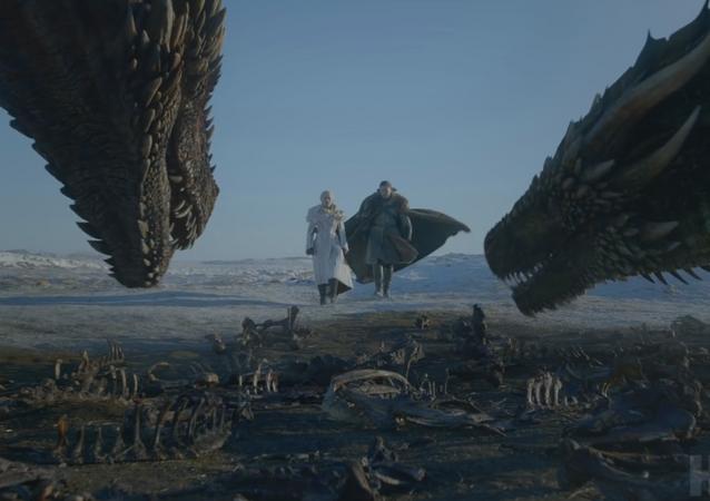 Will Jon Snow ride a dragon?