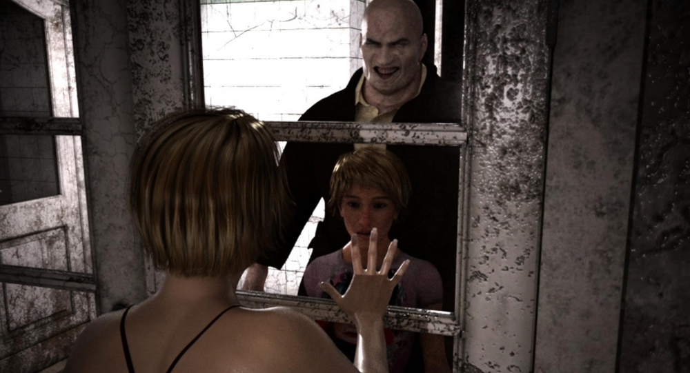 Screenshot from Rape Day Video Game
