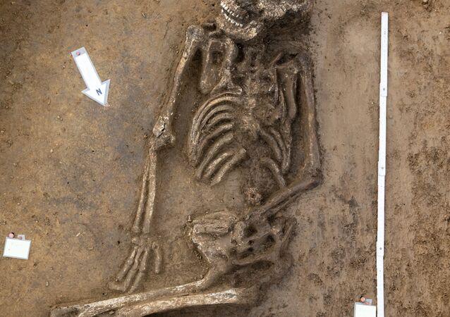 Fred the Skeleton