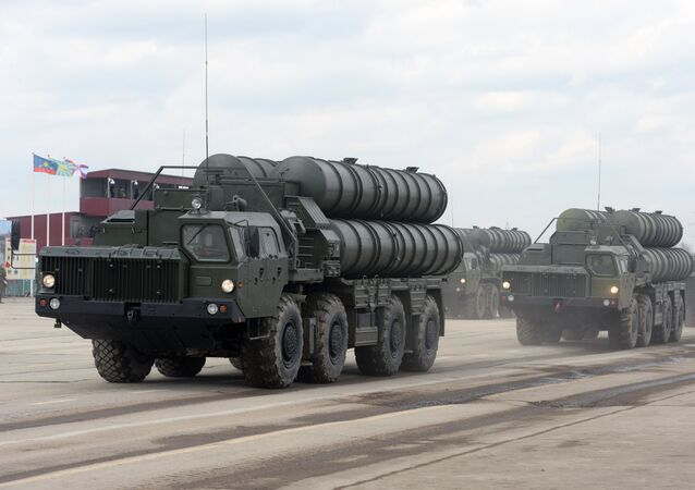 S-400 air defece systems