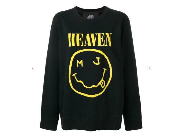 March Jacobs Heaven sweatshirt