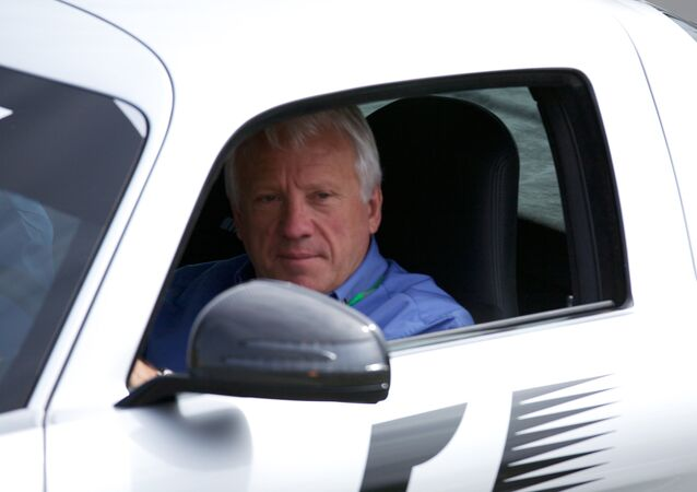 Mr. Charlie Whiting