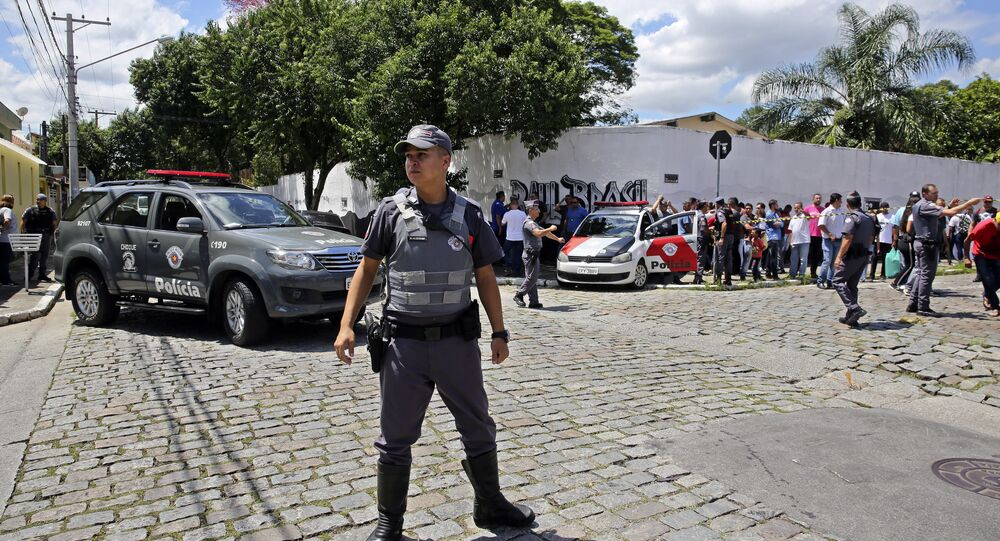 Teenager Kills Three Children and Teacher With Machete in Southern Brazil, Reports Say