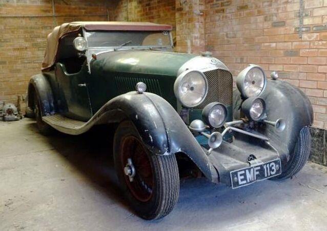 1936 Bentley Vanden Plas