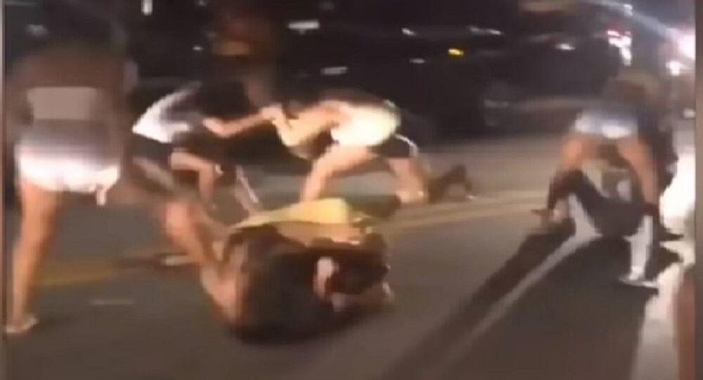 Brawl in Miami (YouTube Screenshot)