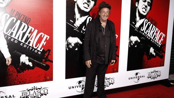 Al Pacino played Tony Montana in the classic gangster movie Scarface - Sputnik International