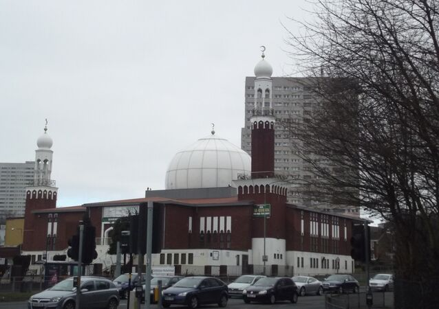 Birmingham Central Mosque (File photo).