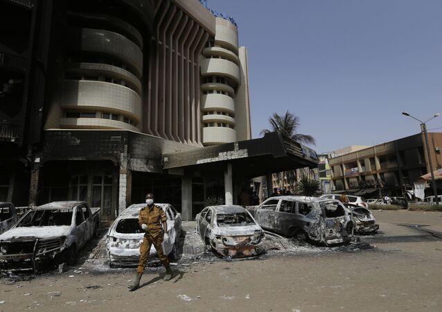 Burkina Faso Rising Extremism