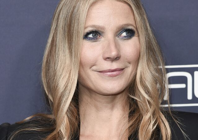 Gwyneth Paltrow attends the 6th Annual Baby2Baby Gala honoring Gwyneth Paltrow at 3Labs on Saturday, Nov. 11, 2017, in Culver City, Calif.