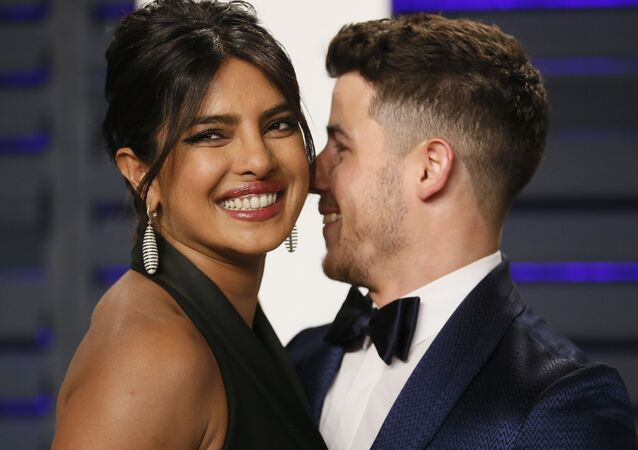 Priyanka Chopra and Nick Jonas, 91st Academy Awards
