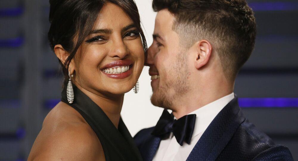 Priyanka Chopra and Nick Jonas, 91st Academy Awards